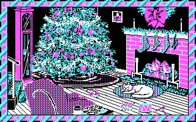 cga-xmas-jingle-disk-screenshot